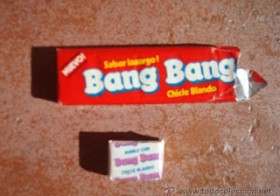 Los chicles Bang Bang