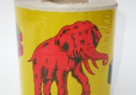 El papel del elefante