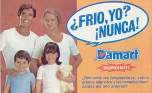 Camiseta-Damart