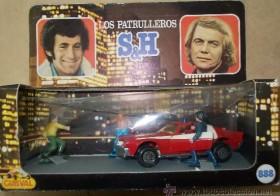 Los juguetes de Starsky y Hutch