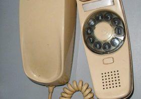 El teléfono góndola